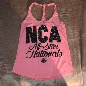 NCA tank top